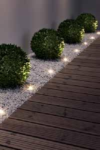 OSRAM I OLUX LED IN-GROUND LIGHT OSRAM OLUX LED IN-GROUND LIGHT The OLUX LED IN-GROUND LIGHT is a versatile, affordable option for your outdoor illumination needs.