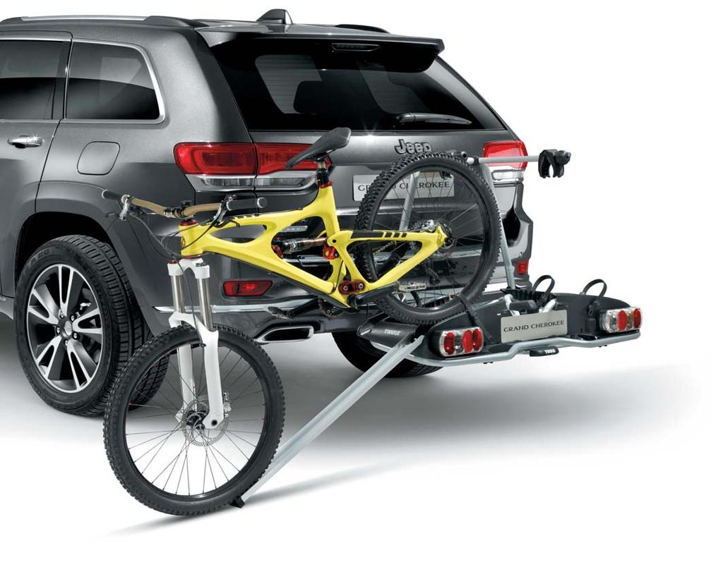 KTH915POW HITCH-MOUNT BIKE CARRIER FOR 2 BIKES To
