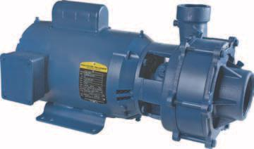 OWNERS GUIDE TO INSTALLATION AND OPERATION END SUCTION CENTRIFUGAL PUMPS FW000 0 Supersedes 009 READ THESE INSTRUCTIONS CAREFULLY Read these installation instructions in detail before installing your