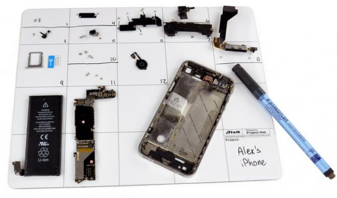 ADDITIONAL PRECAUTIONS Magnetic Pad: During the repair, you will be