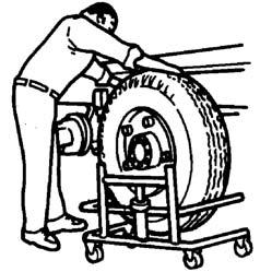 section. Remove the thru-tee, and then remove the tire and wheel assembly. DRAIN PETCOCK Figure 5.7 SYSTEM SUPPLY LINE BALL VALVE Figure 5.5 CONTROL BOX 4000473a 2.
