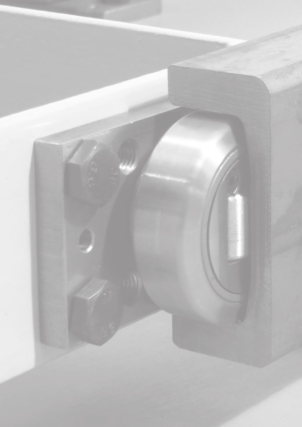 COMBINED ROLLER BEARINGS & MATING STEEL PROFILES