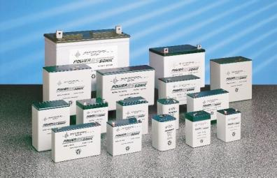 Sealed Lead-Acid Batteries FEATURES Sealed/Maintenance-Free The valve regulated, spill-proof construction of the Power-Sonic battery allows trouble-free, safe operation in any position.