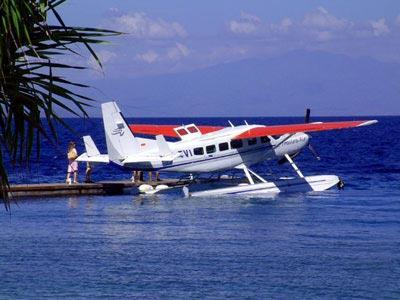 Environmental Assessment of Cessna 208 Caravan Amphibian Aircraft The Caravan is the most modern commercially operated floatplane in the world today.