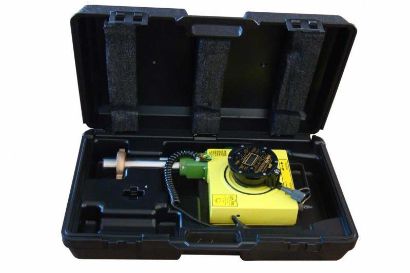 The Portable Closed Flexi-Dip measuring tape is a batteryoperated electronic unit that is totally gas-tight.