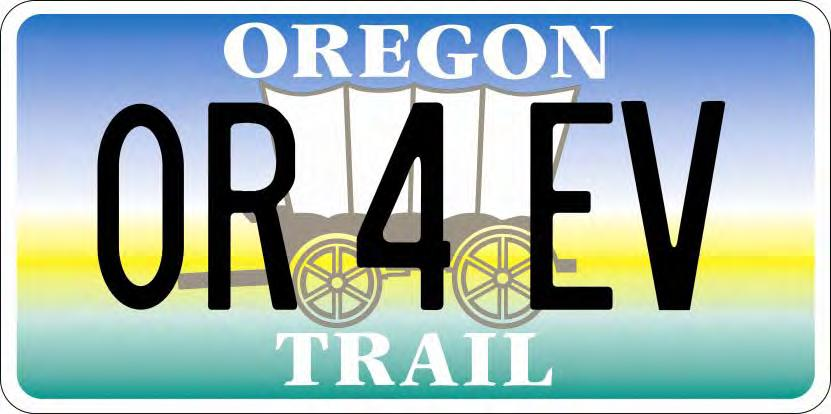 Oregon s EV Charging Network National Association of State Energy Officials June 12,