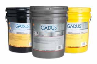other shell products Gadus (continued) UOM 550026827 Gadus S2 V220 1 1*180kg WL Drum 550026821 Gadus S2 V220 1 1*50kg WL Keg 550026822 Gadus S2 V220 1 1*18kg Pail 550027626 Gadus S2 V220 1 10*0.