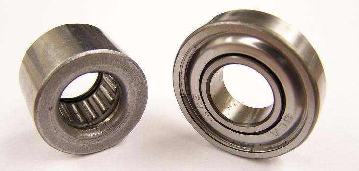 If outside of this range, a different pilot bearing is required, or your crankshaft or pilot bearing may be modified to fit.