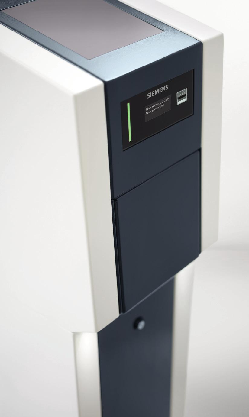 Charge CP700A The charging point with