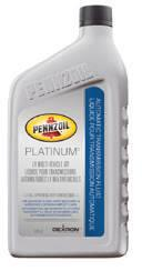 AUTOMATIC TRANSMISSION FLUID PENNZOIL PLATINUM TM LV MULTI-VEHICLE ATF Pennzoil Platinum TM LV Multi-Vehicle ATF is a special blend of high quality base stocks with an advanced additive system for