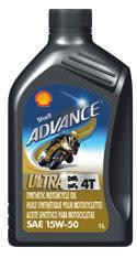 SMALL ENGINE OILS SHELL ADVANCE PREMIUM SNOWMOBILE OIL Shell Advance Premium Snowmobile Oil is a high performance, low smoke, 2-stroke oil for premixed and injected 2-stroke gasoline engines.