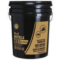 SHELL ROTELLA SHELL ROTELLA T3 FLEET HEAVY DUTY ENGINE OIL Shell Rotella T3 Energized Protection oils are an integrated part of the Shell Fleet Management Program, designed to help you minimize cost