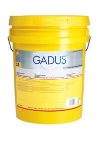 GREASE SHELL GADUS Shell Gadus is a comprehensive family of greases designed to meet varied and demanding requirements.