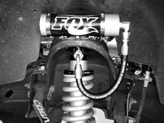 FOX direct-replacement, coil-over shocks are designed to fit your vehicle s shock mounts with no modifications with the exception of reservoir placement on specific models and applications.