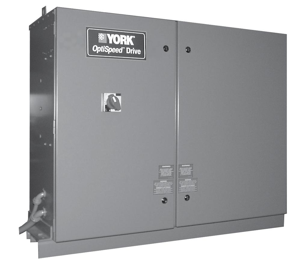VARIABLE SPEED DRIVE RENEWAL PARTS Supersedes: 160.00-RP4 (1012) Form 160.