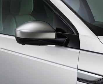 appearance, designed to complement the vehicle s exterior style. 2.