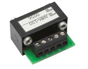PCU DHC-100D. Digital modulating card. Resolution: 450 points per 90 movement. Is mounted in the actuator at delivery if requested, can also easily be mounted later.