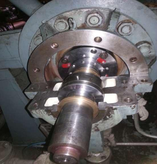 POSITION OF MECHANICAL SEAL STUFFING BOX DE SEAL