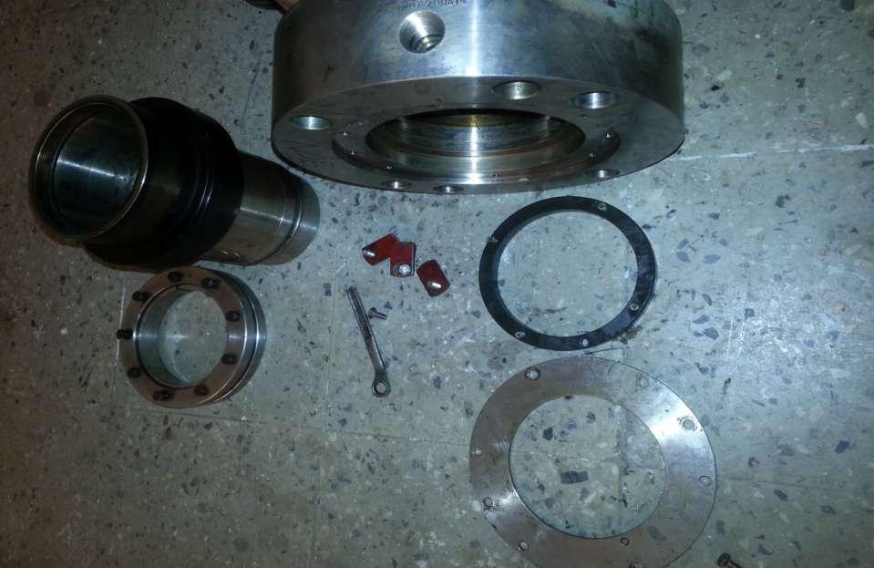 SEAL PARTS SHAFT SLEEVE SEAL