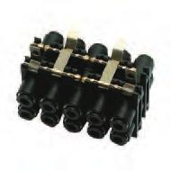 Modular Plug-In Connectors 3300 Modular Plug-In Connector Technical polymer, NBR ØD B H H1 K K1 L L1 L2 N kg 3300 0 00 21 0.5 29.5 32 20 55 22 11 0.07 3300 0 00 2 3.5 39 27.5 70 2 7.5 1 0.