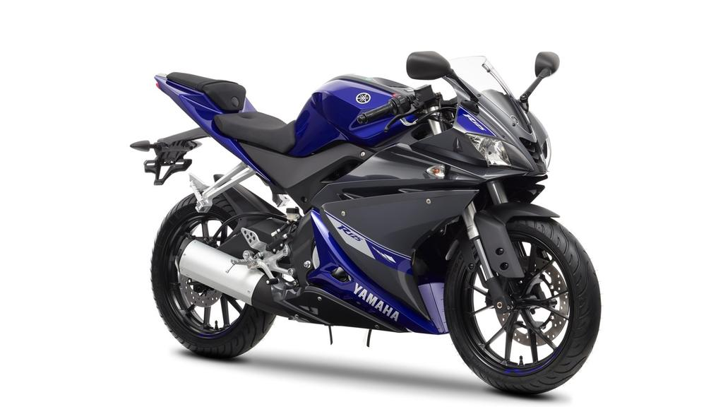 Since we launched the original YZF-R125 it has become the undisputed class leader.