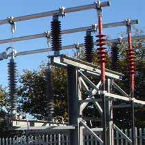Other product ranges Available Polymeric surge arresters For system voltages up to 550 Standard: IEC60099-4, 2014