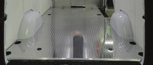 5 Floor Protection Model Diamond plate Floor Mat 144 WB 698M1DP 654M1AM 170 WB