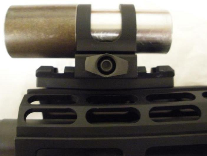 Drop Test: Results Results M-LOK - Handguard A4 Drop 1 no damage.
