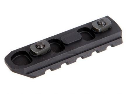Allows for mounting of accessory rails to low-profile handguard designs.