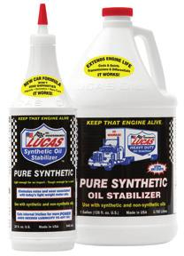 ENGINE OIL ADDITIVES HEAVY DUTY OIL STABILIZER Increases oil life at least 50% longer Reduces oil consumption