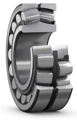 Explorer performance class spherical roller bearings compared to competitors Bearing basic designation: 22220 Sample: 35 bearings per brand Load: 140 kn C/P: 3,0 k: 1,76k Speed: 1 500 r/min Bearing