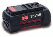 400 Cordless Working Overview Bosch Accessories 11/12 Impressive technology lithium-ion batteries No memory effect : Convenient charging regardless of whether the battery is ¾ or ½ empty Low