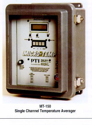 LACT Units Temperature Averager Temperature averagers provide a true average of the process temperature based on volume or time.