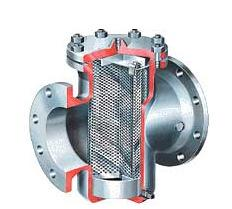LACT Units - Strainer The strainer is an inline device which houses a removable perforated basket that is designed to collect solid materials Strainers are typically installed upstream of any