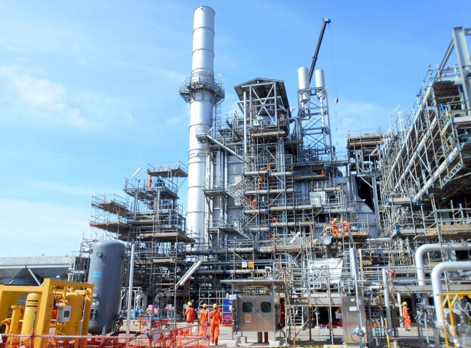 Investing to strengthen the fuels value chain Richmond Refinery Modernization