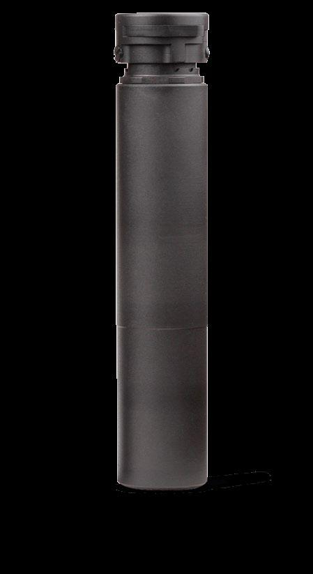 NEW Lightweight and compact rifle suppressor designed for use on 7.62 NATO assault and sniper rifles.