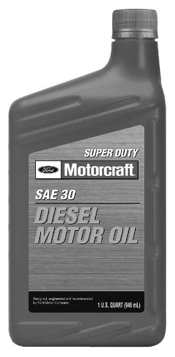 Contact your FCSD Aftermarket Account Manager, an approved Motorcraft Bulk Oil Distributor, or Motorcraft 15W-40 Super Duty Diesel Motor Oil is a high-quality light and heavy-duty diesel engine oil