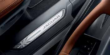 With a leather-covered top, it is held in place by the centre seat belt and powered from the rear auxiliary socket.