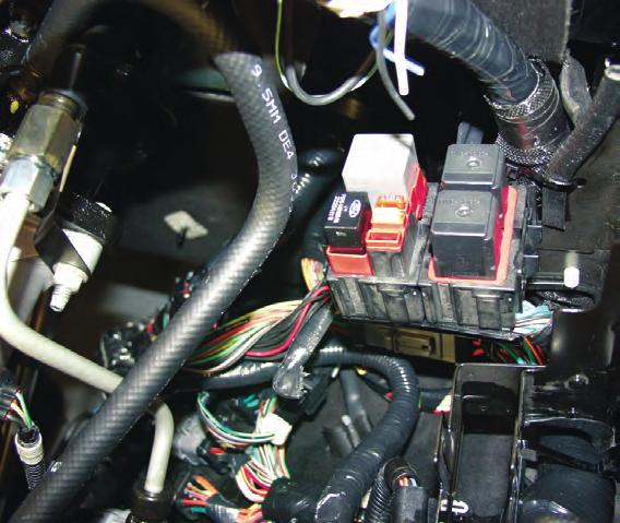 Fault Detection DIAGNOSTICS CONTINUED FICM FAULT DETECTION The FICM circuit fault detection is unique from other Ford circuits.