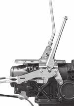 "The chrome handle is available 10 or 16"" long. Ratchet gear and lock are hardened for long life and safety. Boot and cables are sold separately. EHB-7011 11"" handle transmission mount...$139."