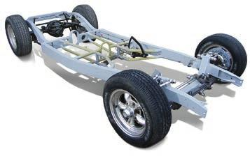 chassis or a complete,