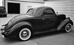 12 1935-40 & 41-48 FORD Car & Pickup Frames and Chassis Complete Chassis with IFS Starting at $5,250.