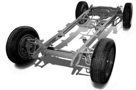 2 1928-31 FORD Frames and Chassis Complete Chassis Starting at $6,749.00 with IFS $6,379.