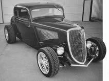4 1933-34 FORD Frames and Chassis 1933-1934 Ford Frame Packages Complete Chassis with IFS Starting at $6,150.00 1933-34 Ford New Reproduction Frames BASIC FRAME, Standard features: 1.
