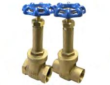 1/2-3 Figure 451 / 452 - SS Figure 551 / 552 - CS FLANGED OS&Y WEDGE GATE VALVE 150#