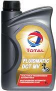 TOTAL FLUIDMATIC German reference fluid Competitor fluid 0,15 0,14 0,13 0,12 0,11 0,1 0,09 0,08 0 10000 20000 30000 40000 50000 60000 70000 80000 90000 100000 10,00 Superior anti-shudder