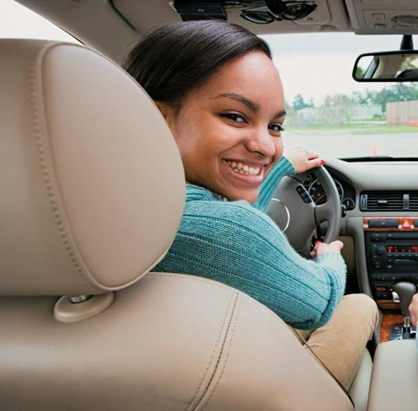 HOW GRADUATED LICENSING CAN HELP Teenagers perceive a driver s license as a ticket to freedom. It s momentous for parents, too.