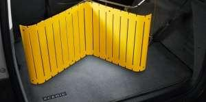 Luggage compartment stain protection Partition grille Storage trunk net 82 01 363 882
