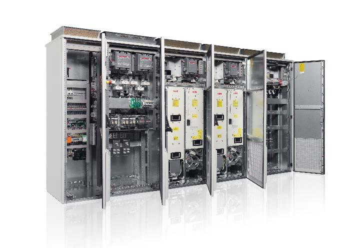 Power Invert ers Syst ems For s olar PV plants Benef it s Fault-ride-through capability (FRT) Voltage/Var regulation by active and reactive power control Primary and
