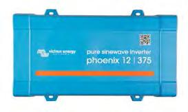 Phoenix inverters 250VA - 1200VA VE.Direct Phoenix 12/375 VE.Direct Phoenix 12/375 VE.Direct VE.Direct communication port The VE.Direct port can be connected to: A computer (VE.